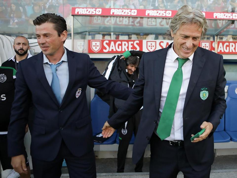 Sporting-Feirense (antevisão): duas derrotas seguidas para tirar da mala