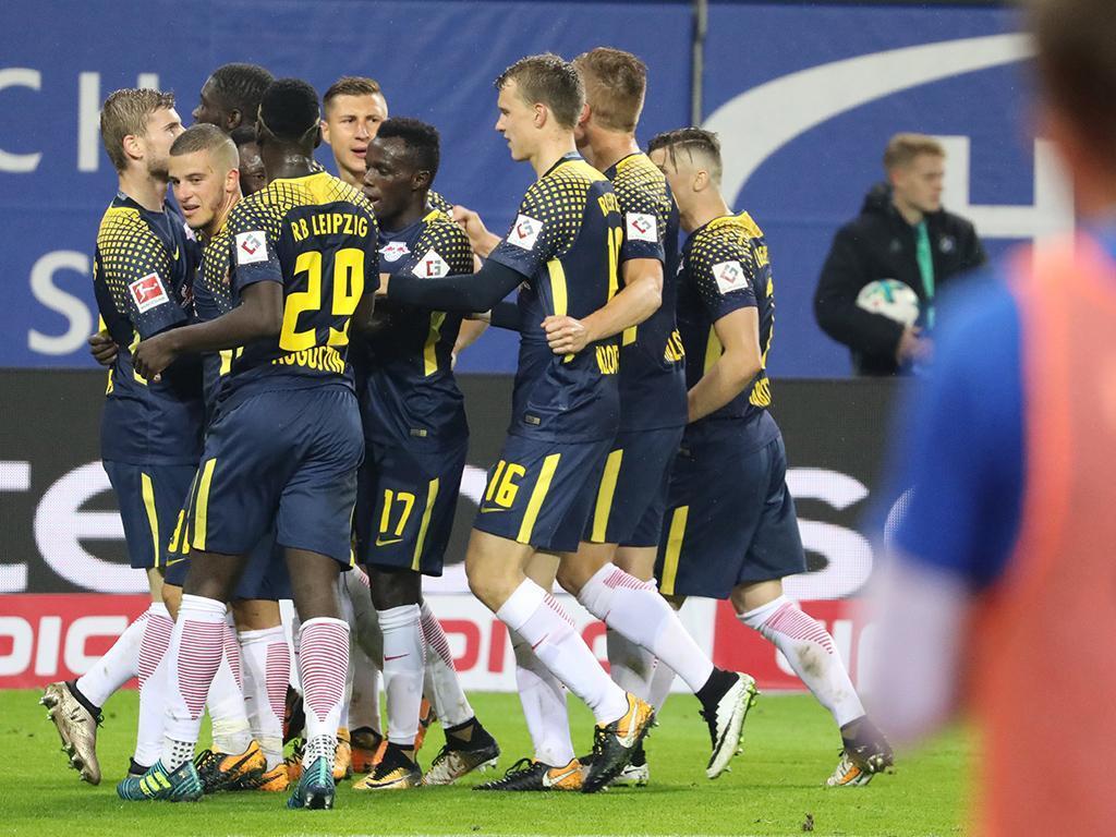 Bruma titular em mais um triunfo do Leipzig — Atenção FC Porto