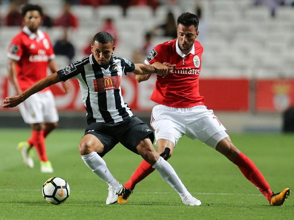 Taça da Liga: os árbitros para Benfica-Portimonense e Sporting-U. Madeira