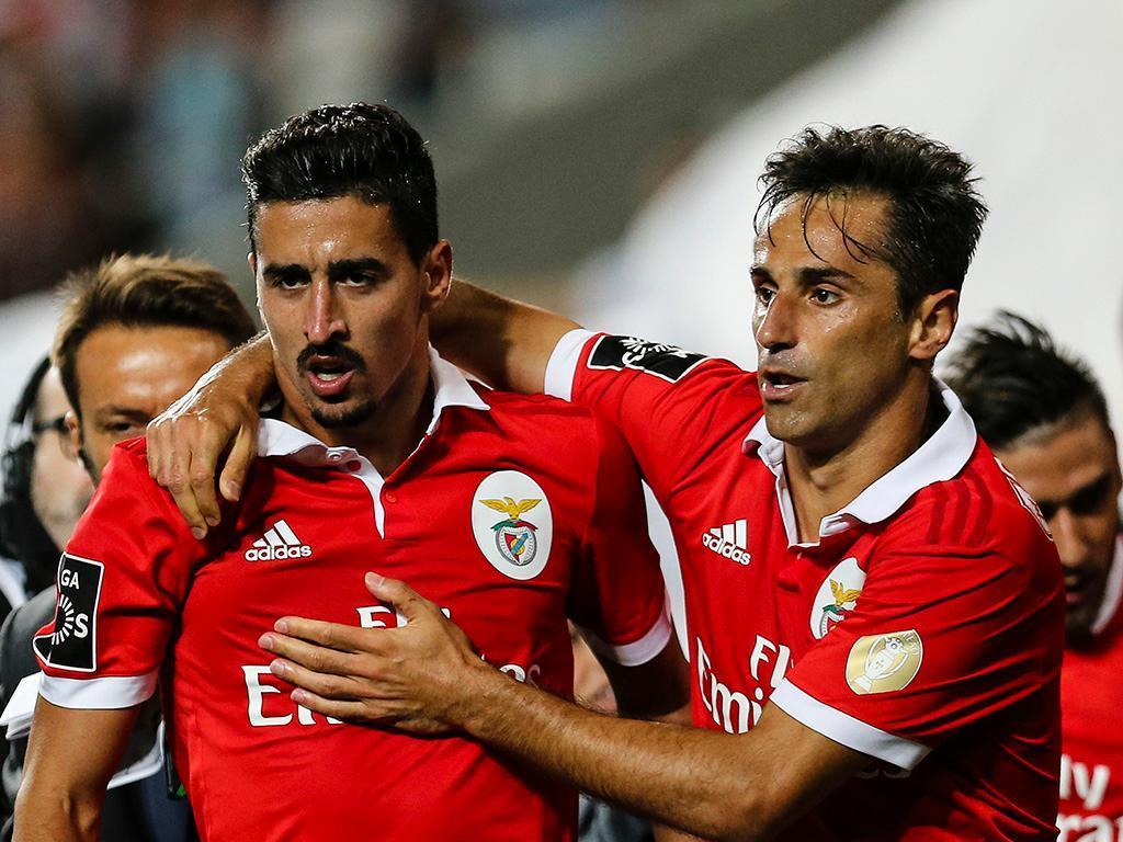 A primeira reviravolta em quase 500 dias — Benfica-Portimonense