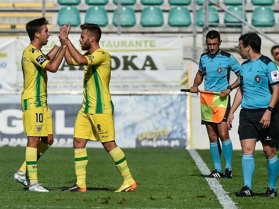 Miguel Cardoso: «Vamos a Alvalade com o intuito de ganhar»