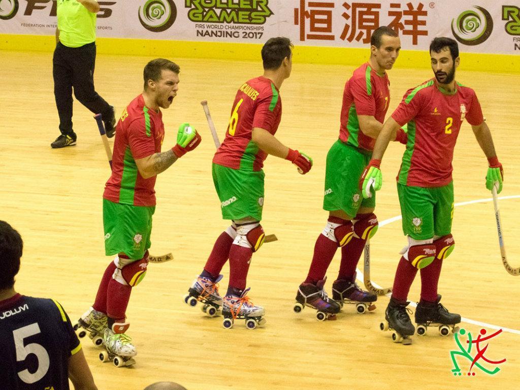 Hóquei em patins: Portugal perde final do Mundial para Espanha