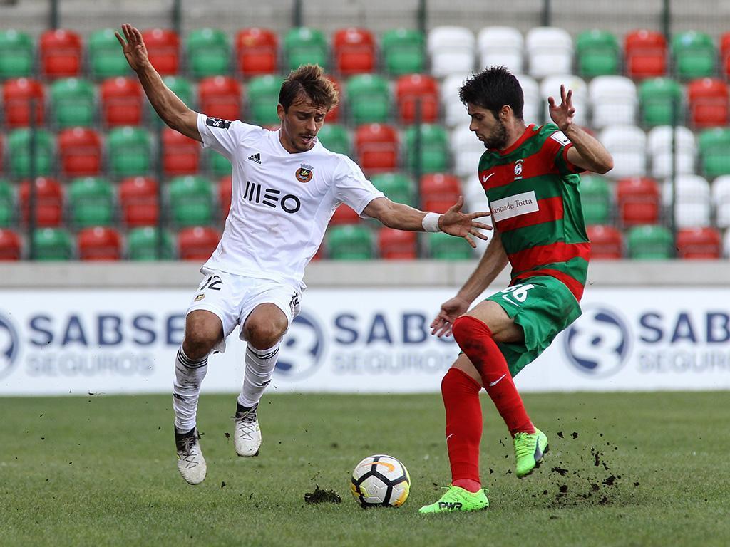 Fábio Pacheco e a ida à Luz: «Nenhuma equipa é invencível»