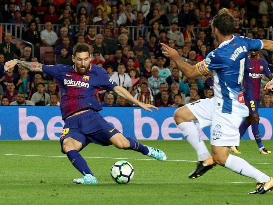 Taça do Rei: Real e Barcelona com dérbis nos «quartos»