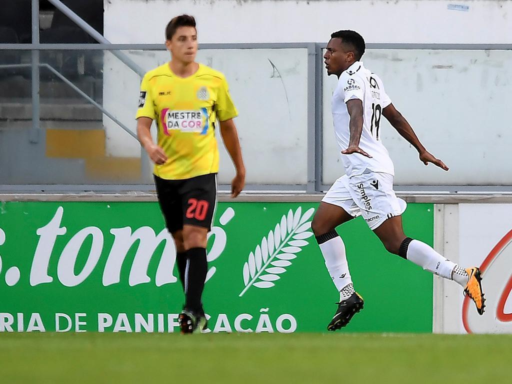 Pedro Martins promete Vitória confiante para jogo decisivo com Marselha