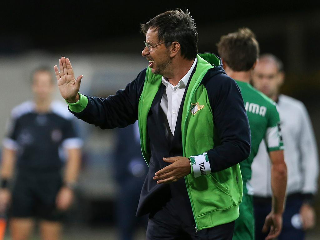 Resultado Final: Moreirense, 1-Sporting, 1