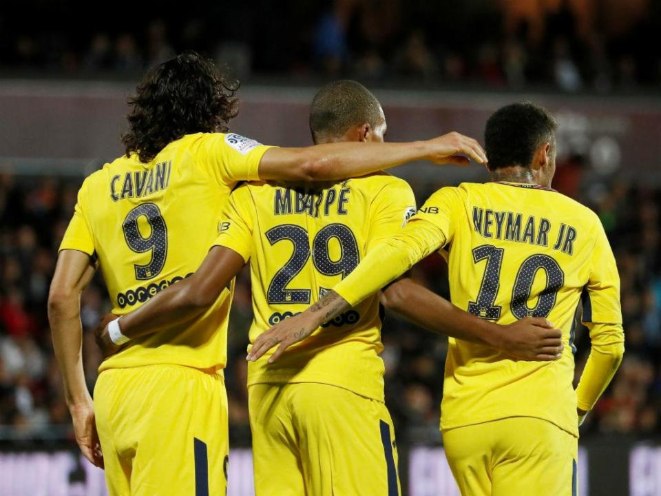 «Neymar e Mbappé decidiram ficar no Paris Saint-Germain»