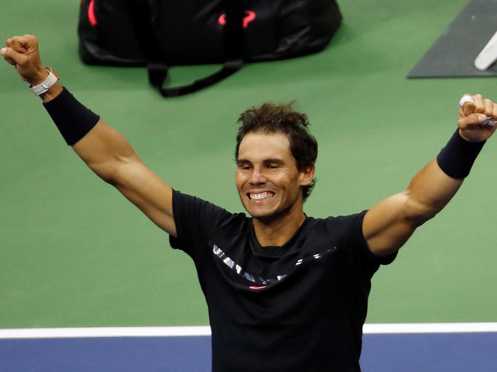 Nadal conquista 75º título da carreira em Pequim