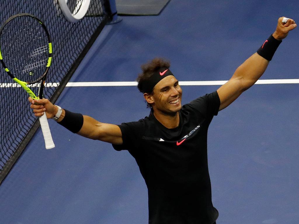 Ténis: Nadal, Federer, Del Potro e Cilic nas «meias» de Xangai
