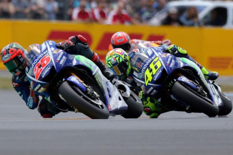 MotoGP: Yamaha pede desculpas a Rossi e Viñales