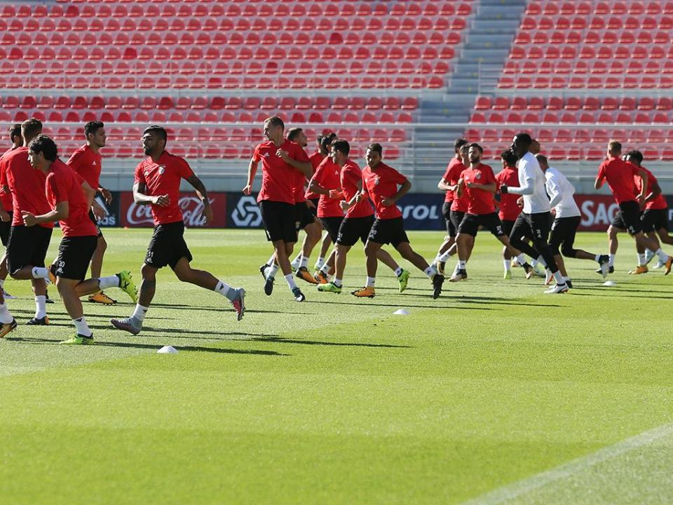 Benfica: pré-época começa a 28 de junho