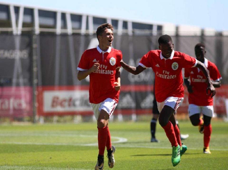 Juniores: Benfica vence Sporting e fica muito perto do título