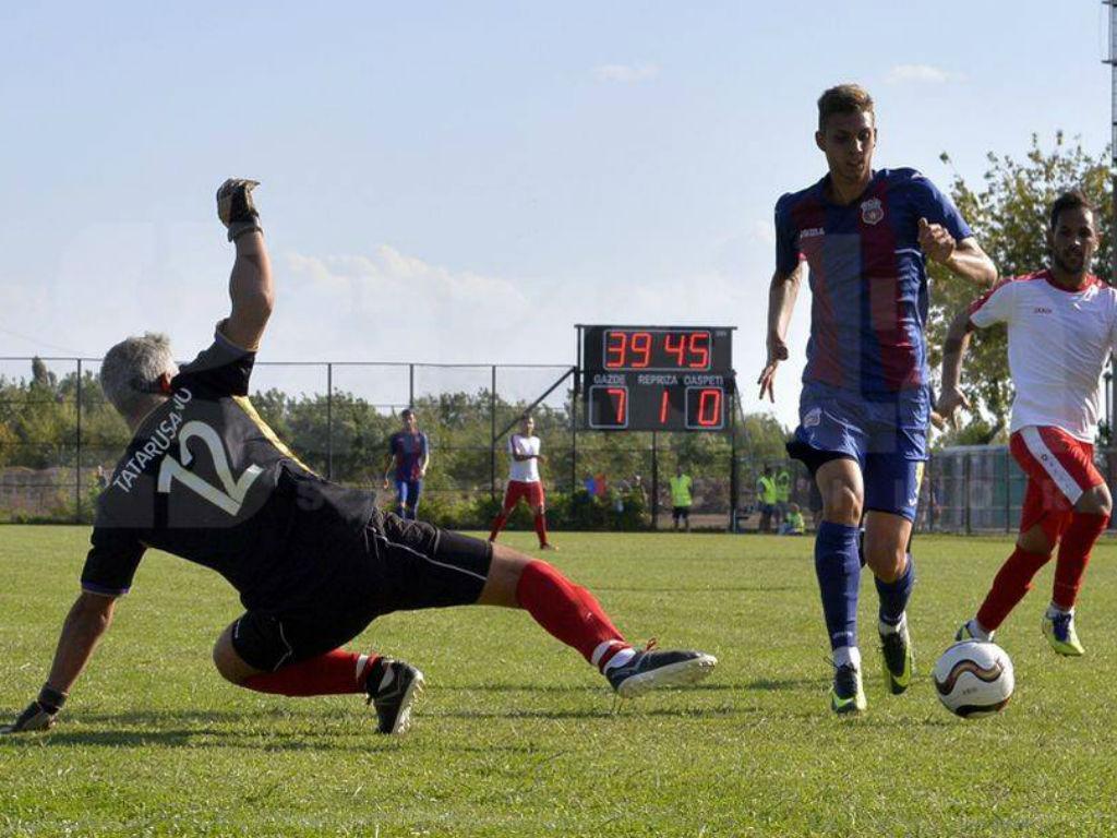 O outro Benfica que foi goleado (28-0!) pelo outro Steaua Bucareste
