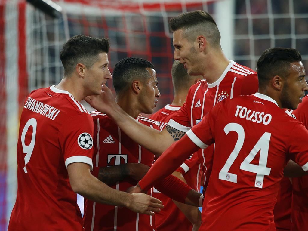 Alemanha: Bayern goleia e sobe à vice-liderança