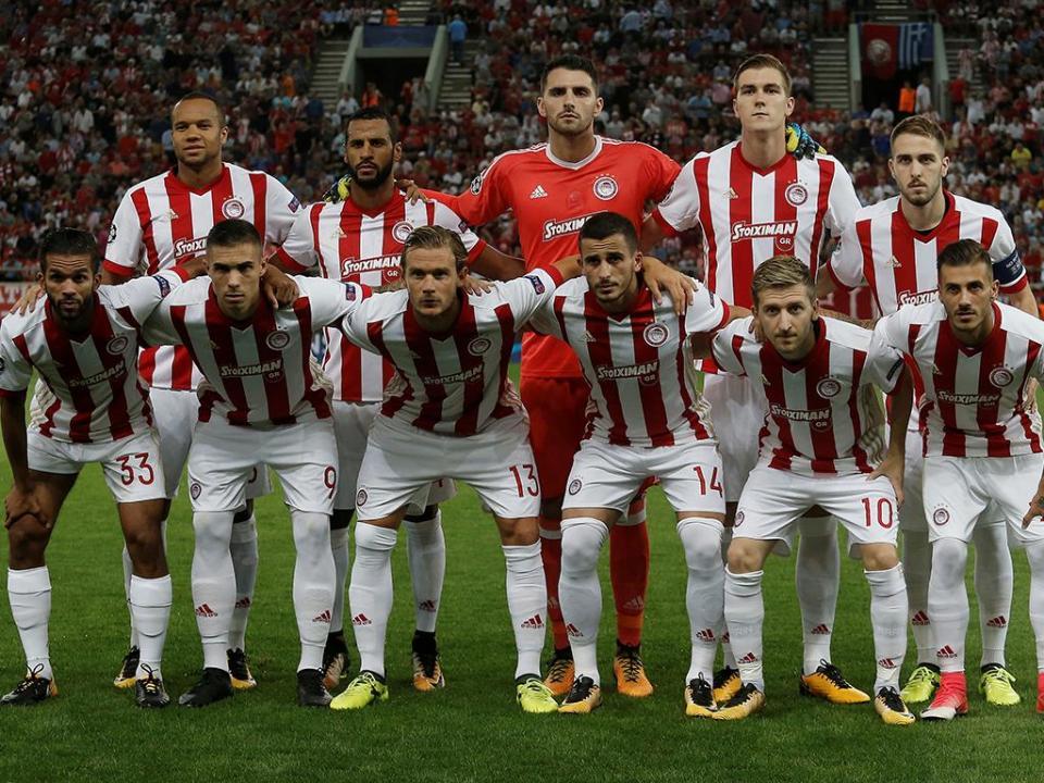 Grécia: depois do Sporting, Olympiakos evita derrota ao cair do pano