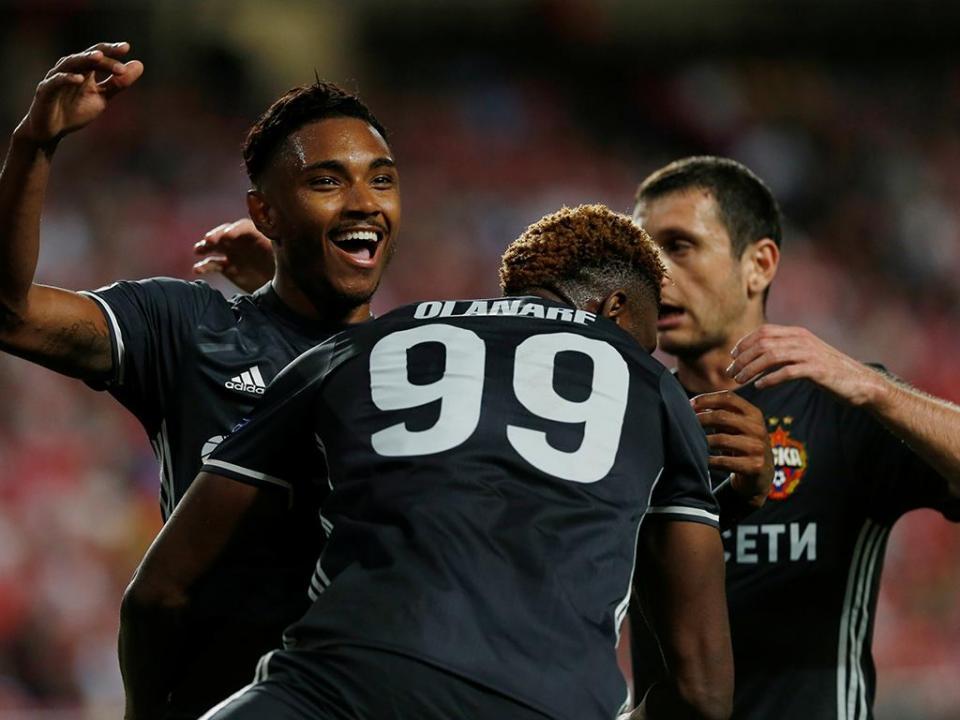 Atenção Benfica: Vitinho assiste e marca na vitória do CSKA Moscovo