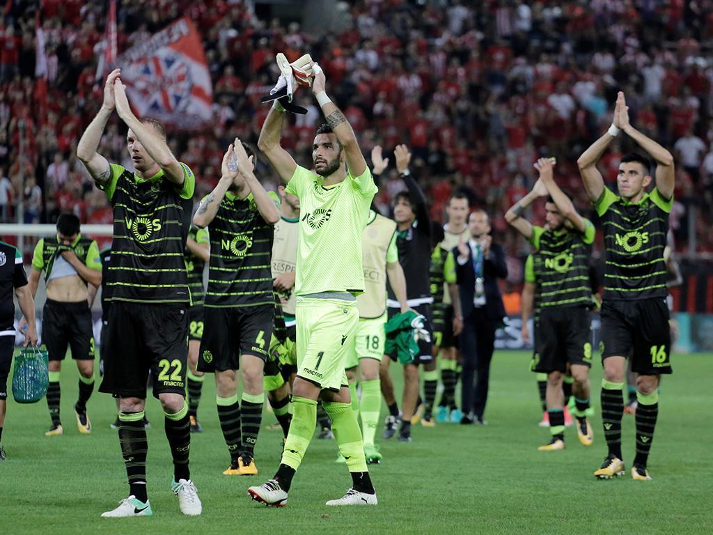 Sporting: irreverência e competência no assalto ao Pireu (apesar do final)
