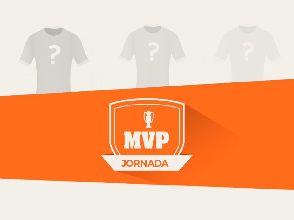 Liga Maisfutebol: dois golos e uma assistência valeram-lhe o título de MVP