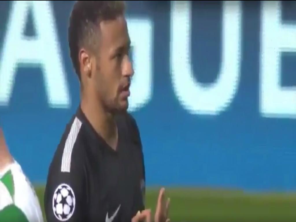 Neymar marca em goleada do PSG em estreia na Liga dos Campeões