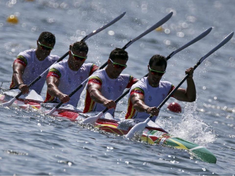 Seleção de canoagem soma primeiras medalhas internacionais da época