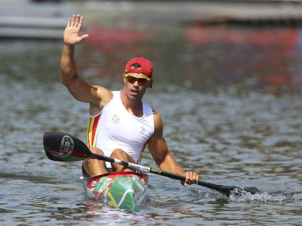 Fernando Pimenta conquista mais duas medalhas para Portugal na Taça do Mundo
