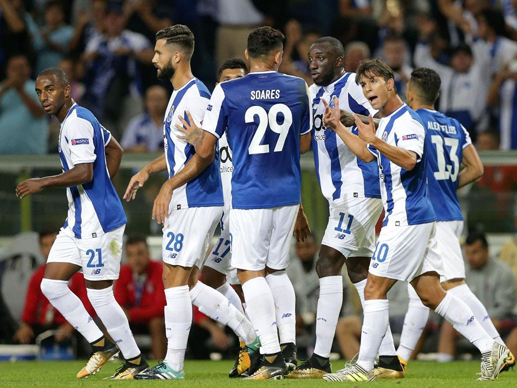 FC Porto arranca caminhada na Taça em campo neutro