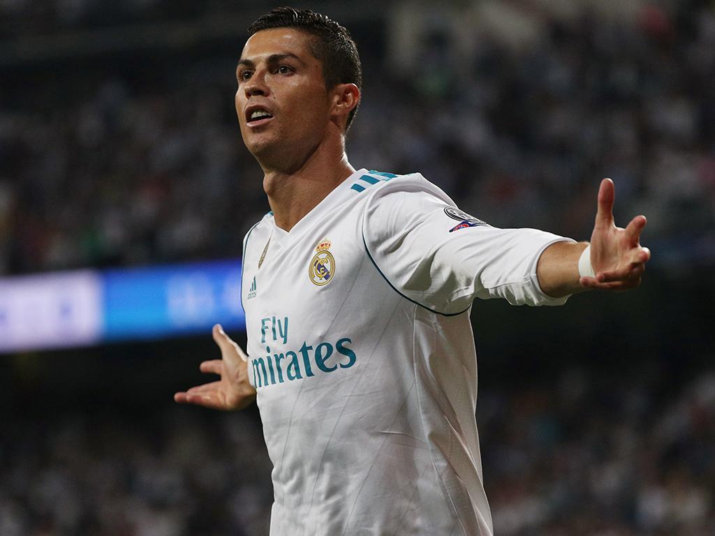 Os recordes de Ronaldo e do «seu» Real Madrid