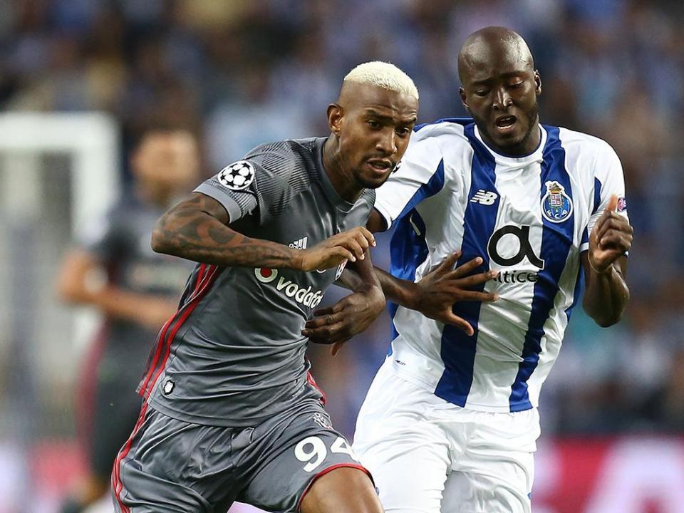 LC: FC Porto-Besiktas, 1-3 (crónica)