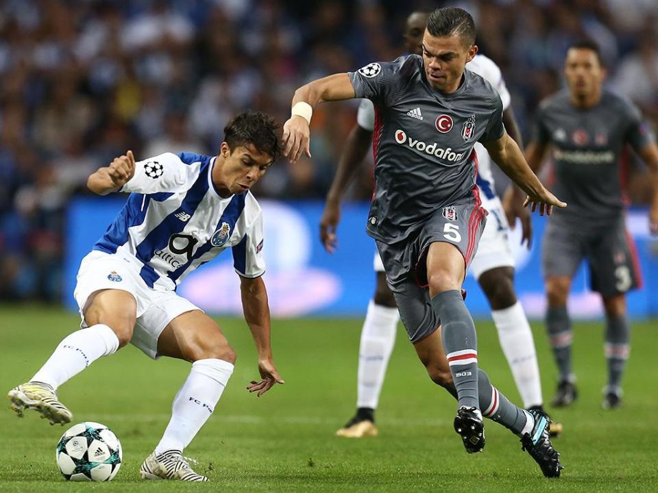 Pepe, o amor ao Real Madrid e a proposta além do Besiktas