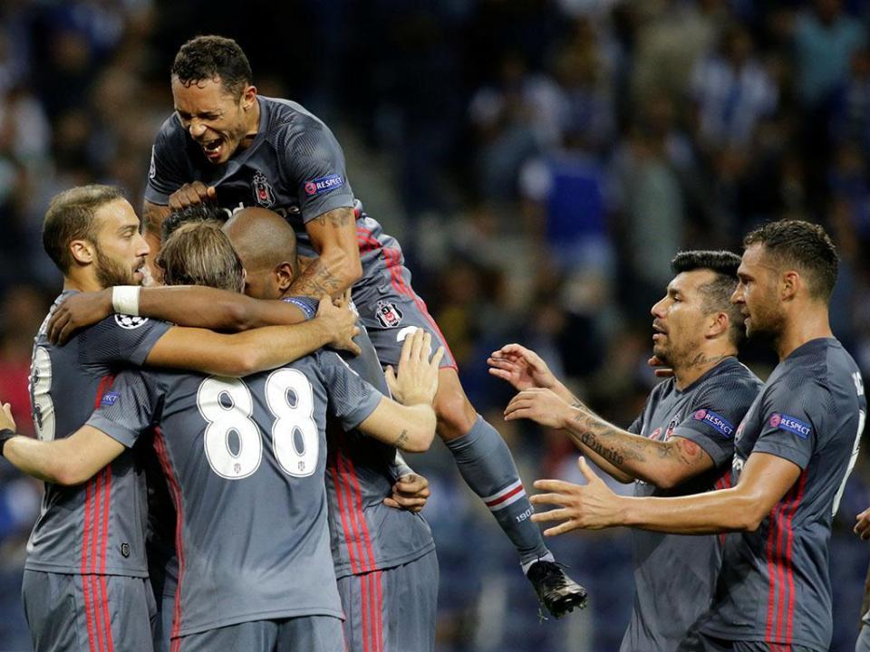 82b87a3f32857 Champions  golo marcado ao FC Porto entre os cinco melhores da semana