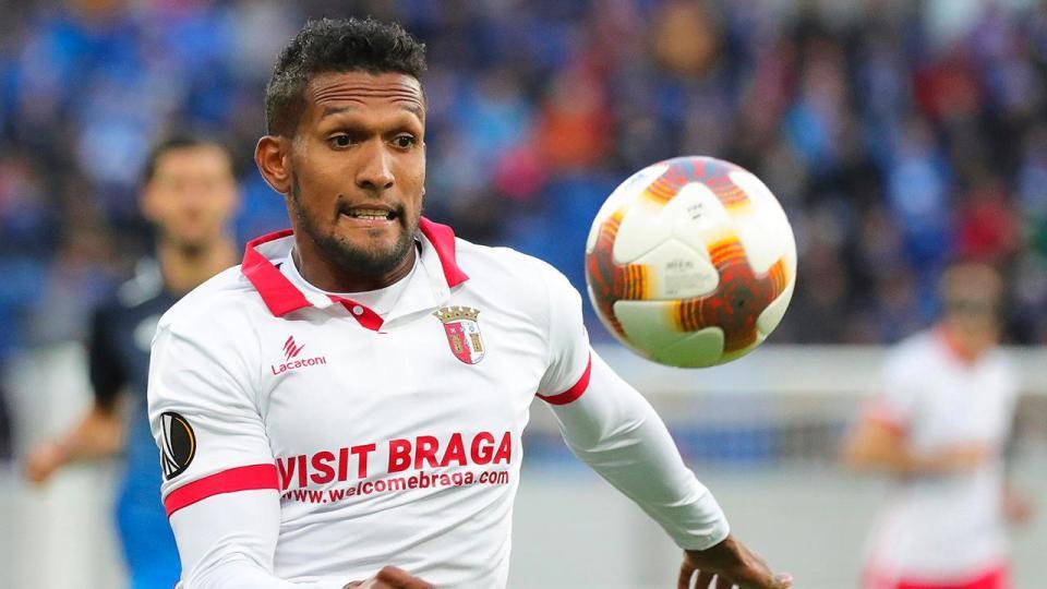 VÍDEO: falhanço incrível de Dyego Sousa no Sp. Braga-Boavista