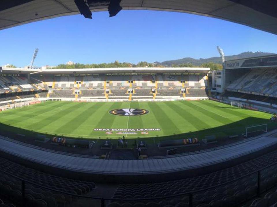 V. Guimarães mostra «surpresa e estupefação» com investigação ao Sporting