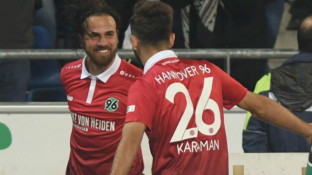 Bundesliga: Hannover bate Hamburgo e chega ao topo da classificação