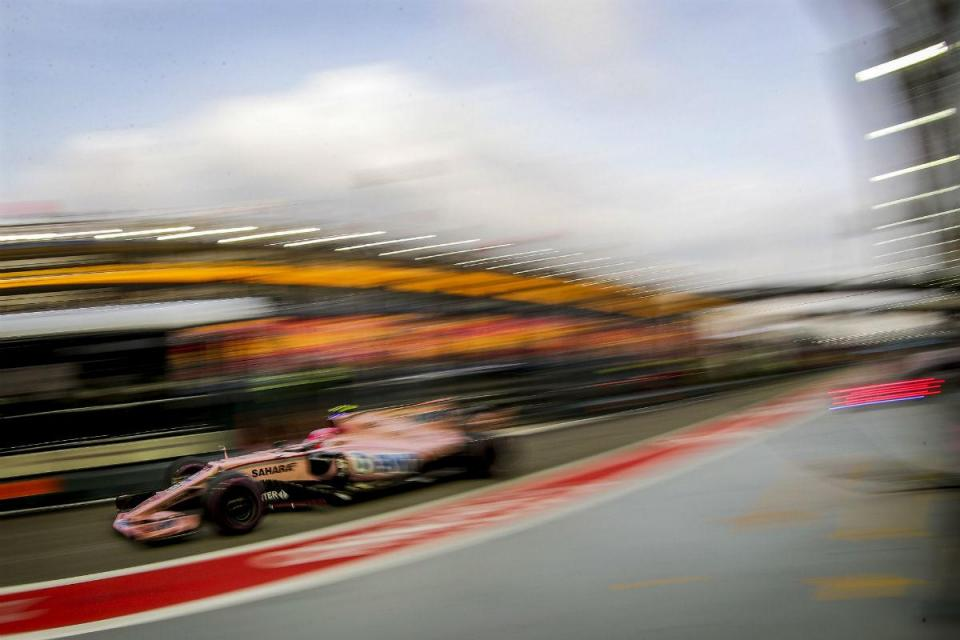 Force India revela monolugar no dia 26