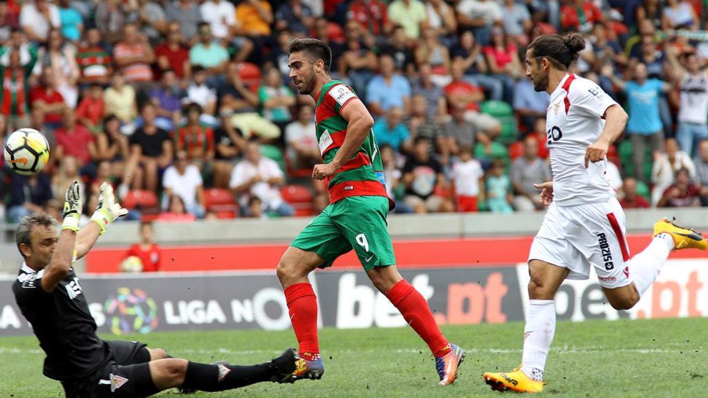 Marítimo-Desp. Aves, 2-1 (resultado final)