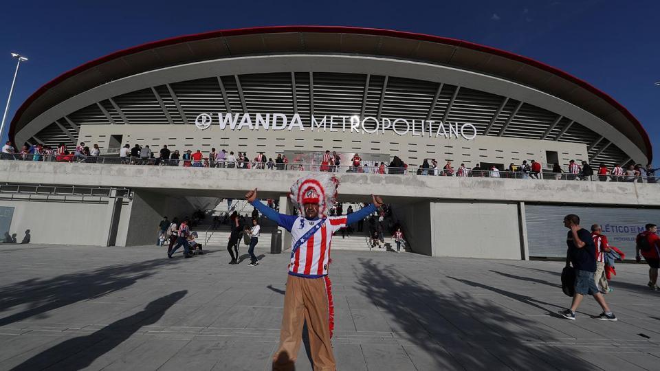 At. Madrid: loja do estádio assaltada