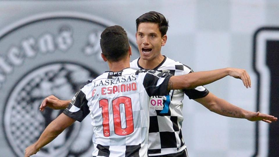 Boavista-Benfica, 2-1 (destaques)