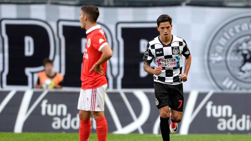 Boavista-Benfica, 2-1 (crónica)