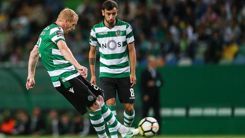 Sporting-Tondela, 2-0 (resultado final)