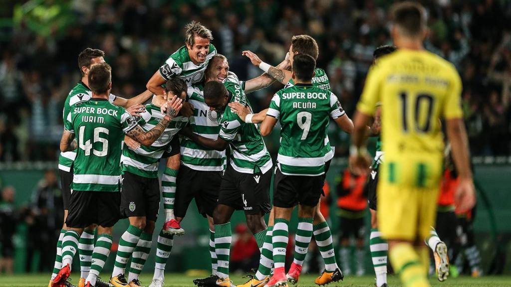Sporting-Tondela, 2-0 (destaques)