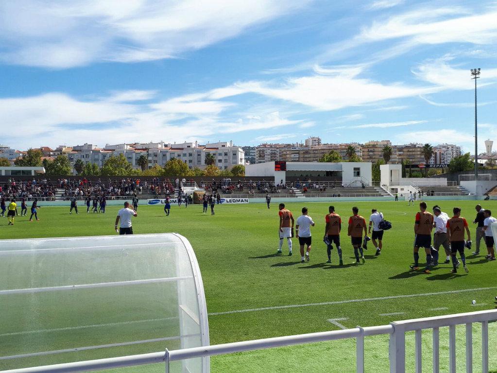 II Liga: Cova da Piedade bate e ultrapassa Benfica B