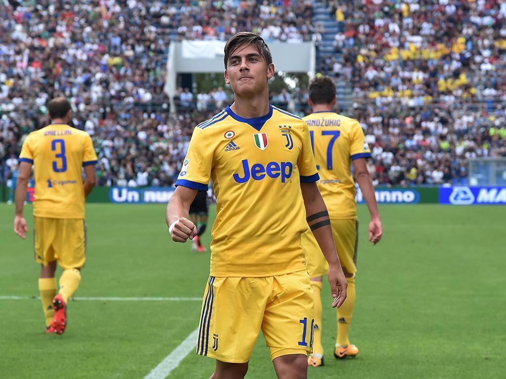 Atenção, Sporting: Dybala-show dá liderança à Juventus