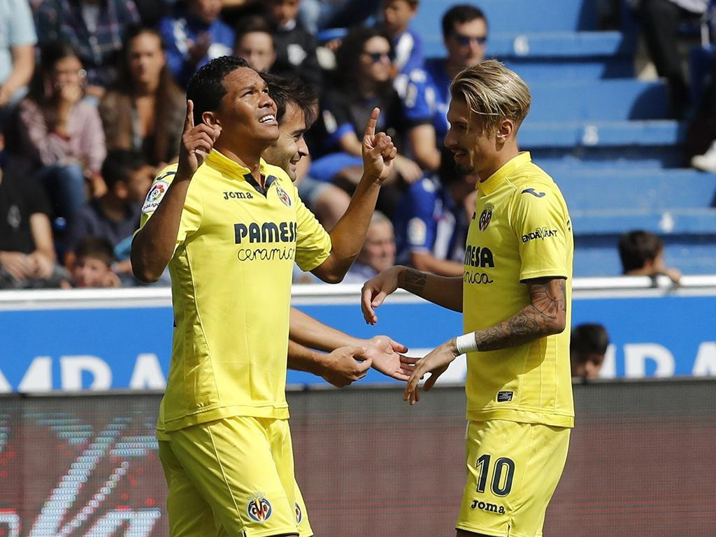 Rúben Semedo suplente na vitória do Villarreal no País Basco