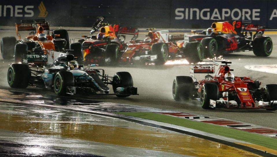 Fórmula 1 arranca com campanha global para 2018 (vídeo)