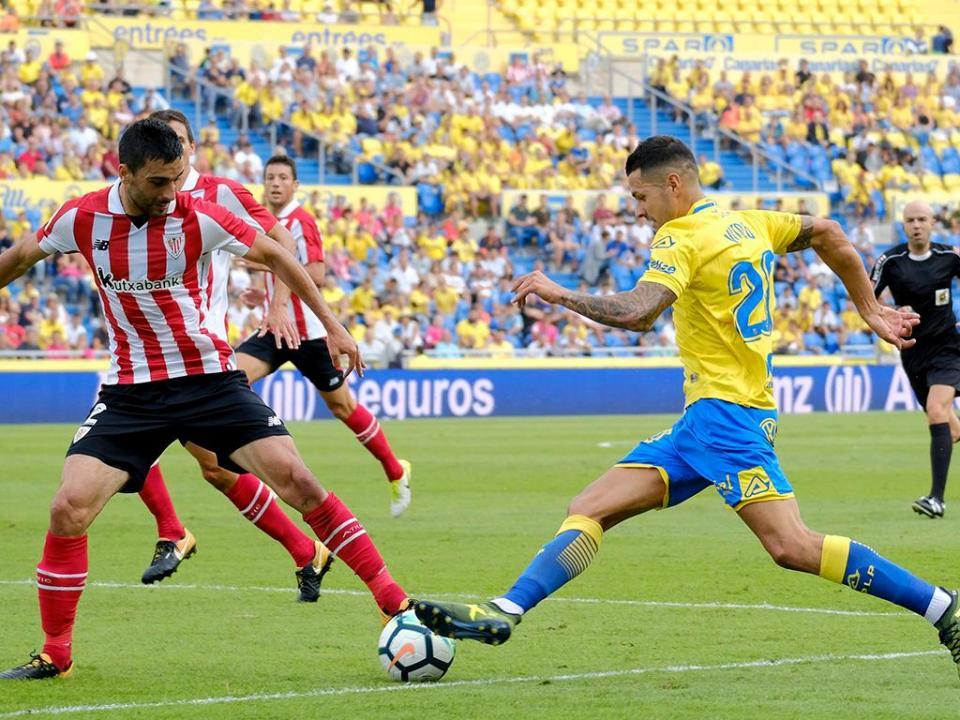 Vitolo despede-se com emoção do Las Palmas: «É a equipa que amo»