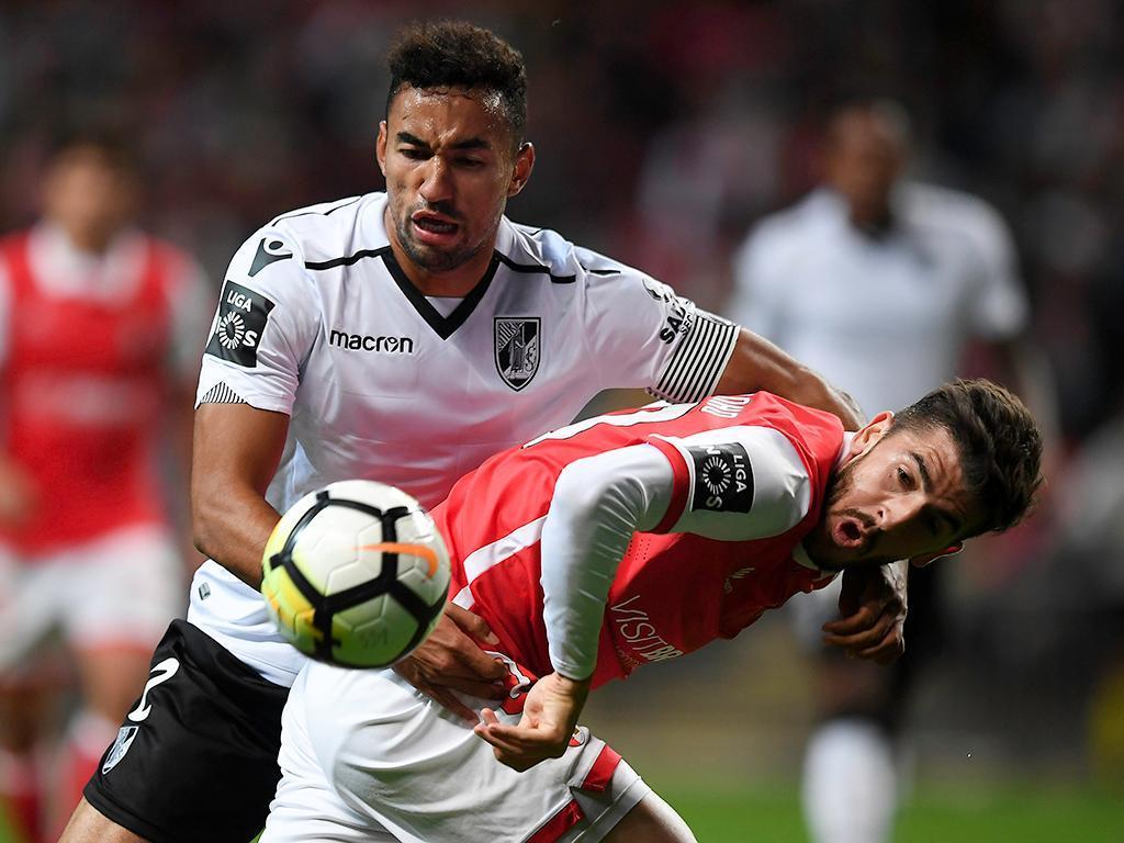 Braga vence dérbi minhoto e ultrapassa V. Guimarães