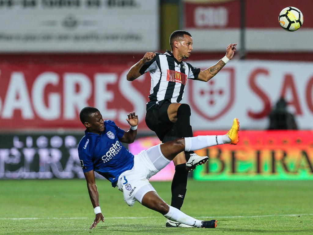 Sporting-Portimonense, 2-0 — Resultado final