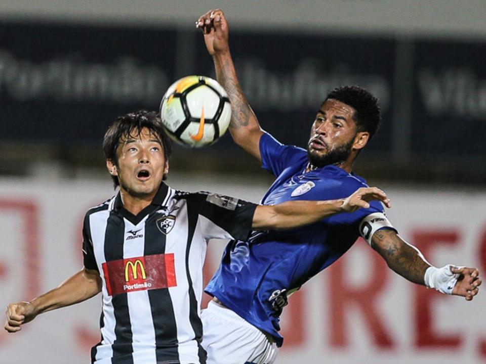 Taça da Liga: Portimonense na Luz com várias ausências
