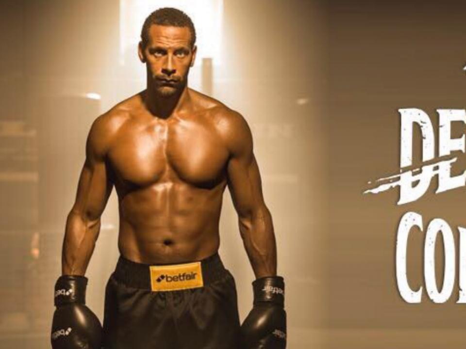 Rio Ferdinand aposentou-se do boxe sem fazer um combate