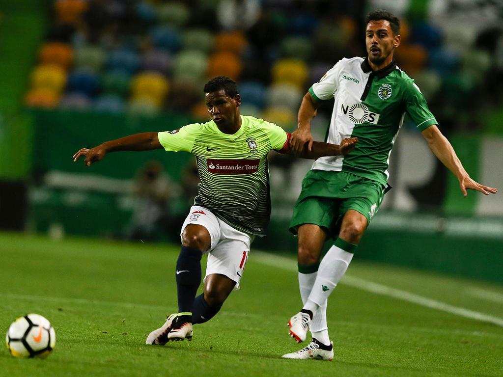 André Pinto: «Estou bem e disponível para ajudar a equipa»